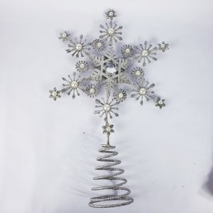 Christmas tree Topper snowflake